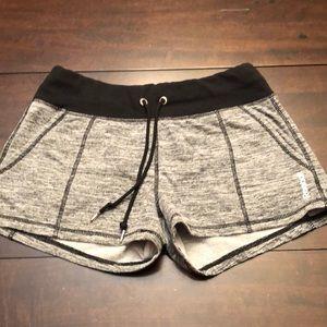 Reebok shorts with drawstring waist.  Size s